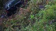 Diduga Hilang Kendali, Minibus Terjun ke Jurang di Jalur Puncak Cianjur