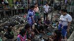 Kemiskinan di Ibu Kota Kian Melonjak