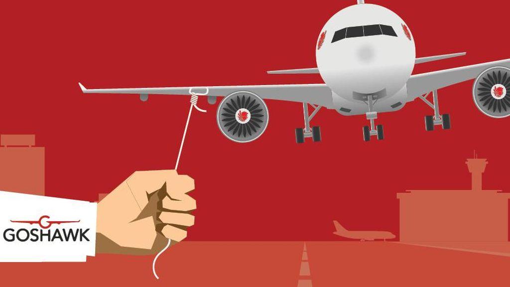 Lion Air Digugat Tunggakan Sewa Pesawat