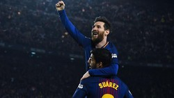 Presiden Atletico: Messi Mau Main Bareng Suarez Lagi?
