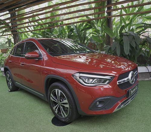 Mercedes-Benz New GLA & GLB Meluncur di Indonesia