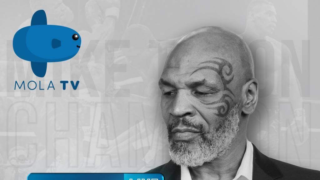 Kamu penggemar Mike Tyson? Ikutan Tanya Jawabnya di Mola TV