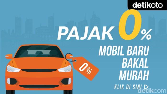 Mobil Pajak 0%