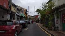 Foto: Menghabiskan Pagi yang Ceria di Melaka