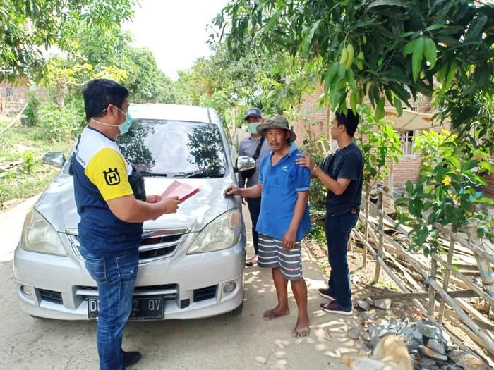 Pelaku pencabulan terhadap bocah keterbelakangan mental di Polewali Mandar ditangkap (Abdy Febriady/detikcom)