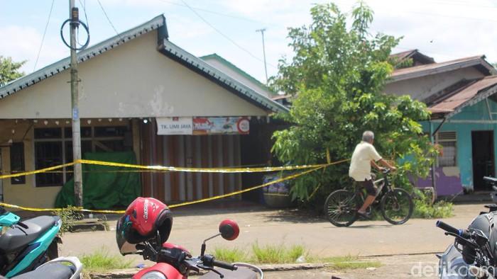Penemuan dua mayat perempuan di Pontianak