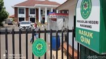 7 Pegawai Positif Corona, Pengadilan Negeri Karawang Ditutup Sepekan