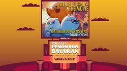 Podcast Penonton Bayaran: We Bare Bears The Movie bareng Daniel Chong