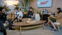 NSS: Putri Tanjung dan Band Noah Bahas Nasib Industri Musik di Tengah Pandemi