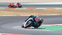 MotoGP Catalunya: Quartararo Sulit Menang jika Tak Pimpin Balapan
