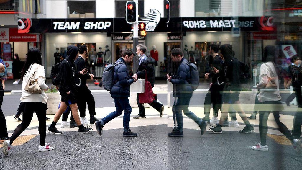 Selandia Baru Catat Kasus Corona Pertama dalam 2 Bulan Terakhir