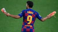 Ini Detail Transfer Suarez ke Atletico Madrid
