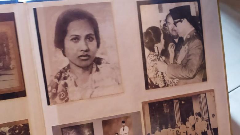 surat nikah Presiden Soekarno