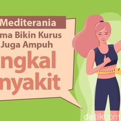 Tak Cuma Bikin Kurus, Diet Ini Juga Bisa Menangkal Penyakit