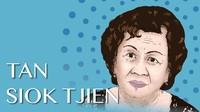Tan Siok Tjien, Istri Pendiri Gudang Garam Tutup Usia