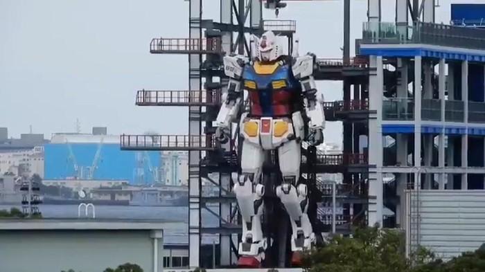 Thumbnail video Gundam