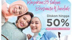 Ada Diskon 50% di Paragon Day-Beauty Fest di Transmart Carrefour