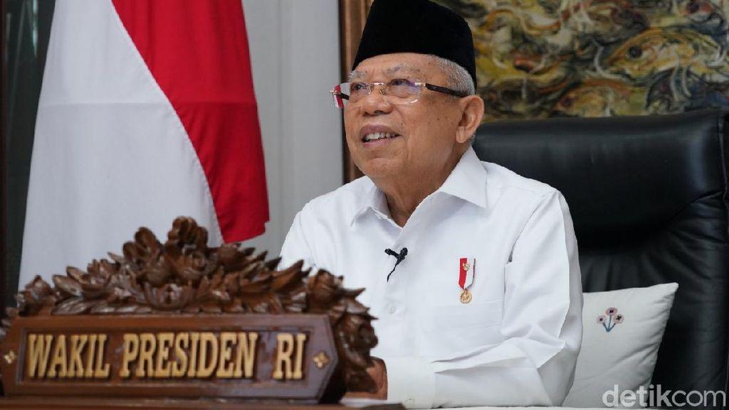 Kolase Maruf-Kakek Sugiono Dibuat Ketua MUI, Ini Respons Istana Wapres