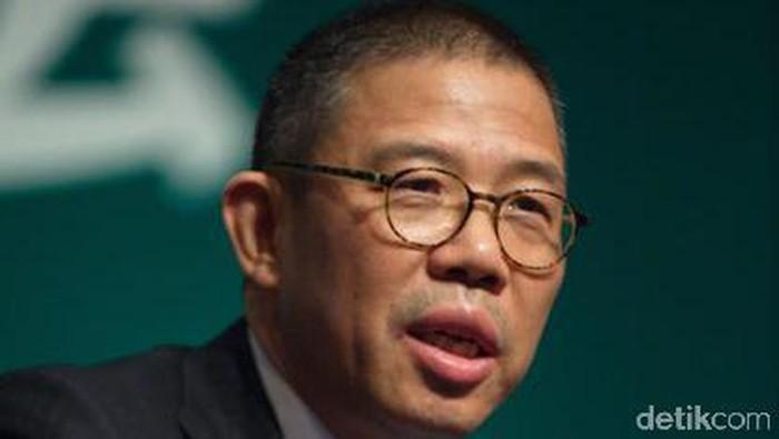 Zhong Shanshan orang terkaya China