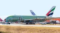 Generasi Terakhir Pesawat Terbesar di Dunia A380 Selesai Dirakit