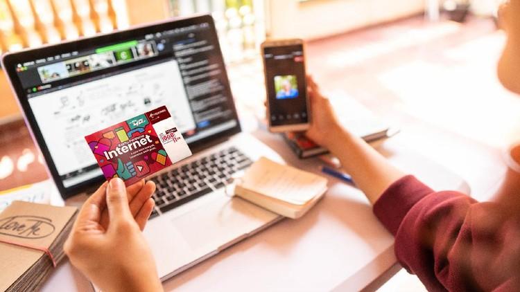 kuota internet gratis kemendikbud terbaru april 2021