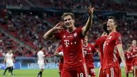 Hasil Piala Super Eropa: Bungkam Sevilla, Bayern Munich Juara