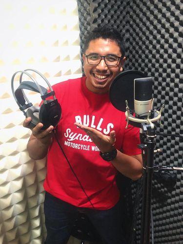 Bimo Kusumo voice over talent