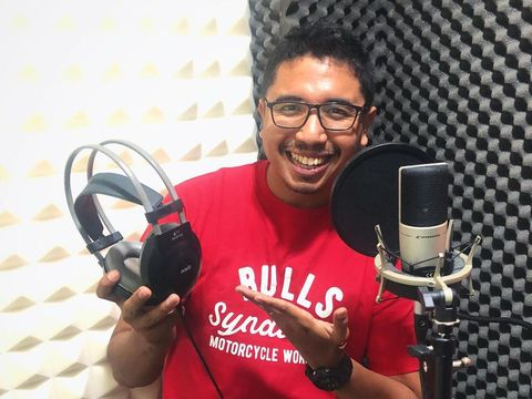 Bimo Kusumo voice over talent