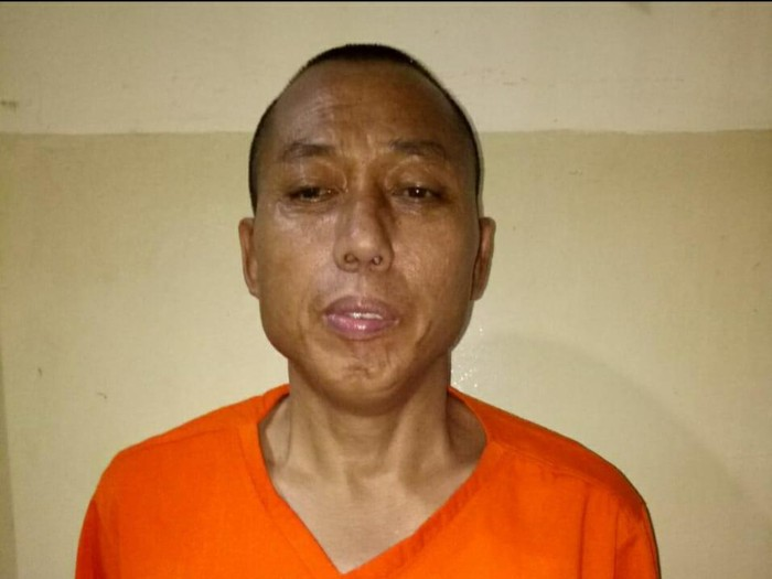 Cai Cangphan, Narapidana Narkoba yang Kabur dari Lapas Tangerang