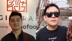 Heboh Chef Arnold dan YouTuber Bobon Santoso Adu Sindir Cara Memasak