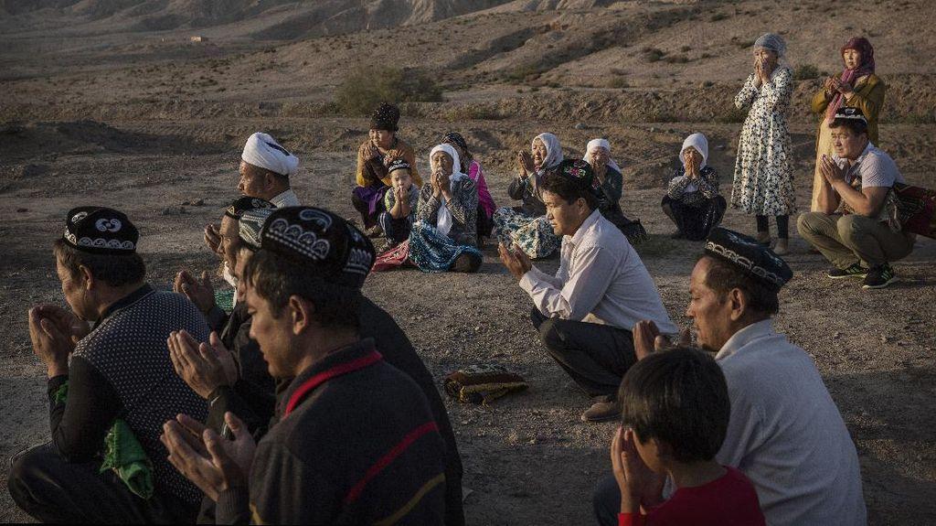 Cap Genosida ke Uighur dari Parlemen Belanda untuk China