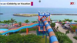 Celebrity on Vacation: Mengunjungi Waterpark Beach Resort Banten