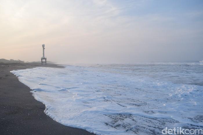 Dua alat EWS di Cianjur rusak, BPBD sulit deteksi potensi tsunami