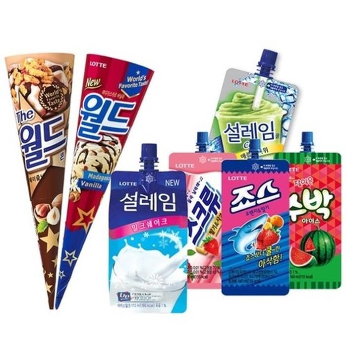 7 Merek Es Krim Kemasan di Korea yang Ngehits Banget