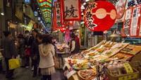 Foodies, Ini 5 Kawasan Jajanan yang Paling Populer di Jepang