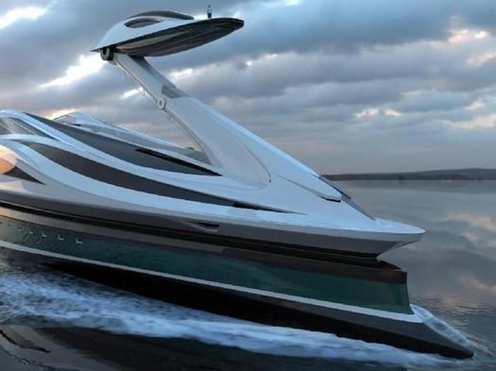 Foto: Yacht Mewah (Lazzarini design studio/unilad.co.uk)