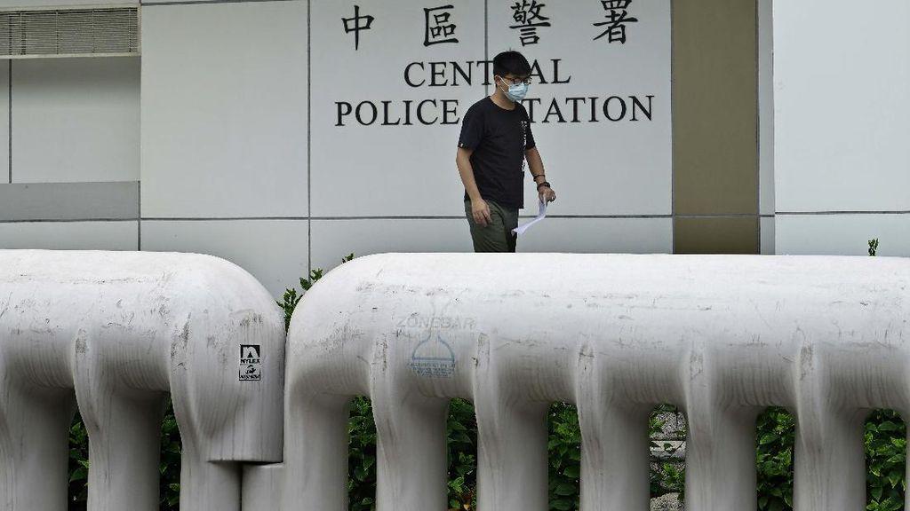 Coba Kabur ke Taiwan, 10 Aktivis Hong Kong Dijatuhi Hukuman 3 Tahun Penjara