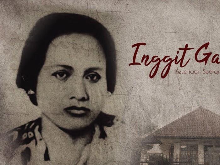 Inggit Garnasih dan Soekarno