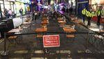 Inggris Berlakukan Jam Malam di Kafe dan Bar