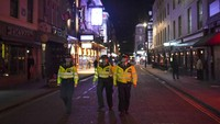 Inggris akan Longgarkan Pembatasan Virus Corona Selama Natal