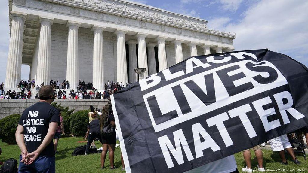 Deretan Kasus Pembunuhan Warga Kulit Hitam yang Guncangkan AS