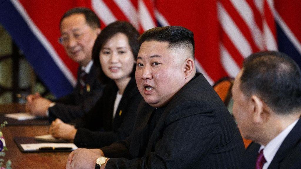 Pejabat Korsel Ditembak Mati Tentara Korut, Kim Jong-Un Minta Maaf