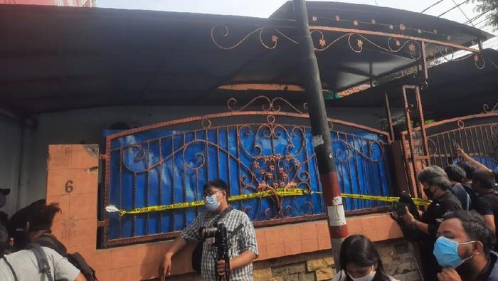 Klinik aborsi di Senen digerebek polisi