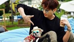 Si Tampan Lee Joon Gi, Pemeran Flower of Evil Saat Kulineran