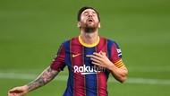 Meme Lionel Messi Sendiri Lagi