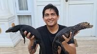Lucky Hakim, Penyayang Binatang yang Punya Harta Rp 12 M