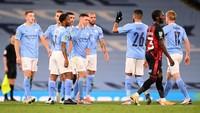 Piala Liga Inggris: Man City Atasi Bournemouth 2-1