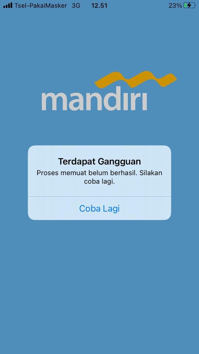mandiri online 916