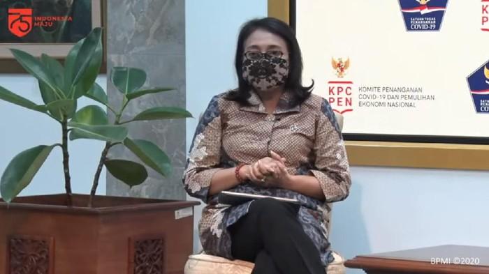 Menteri PPA I Gusti Ayu Bintang Darmavati
