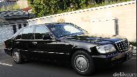 Seru Banget Punya Mobil Dinas Bekas Presiden